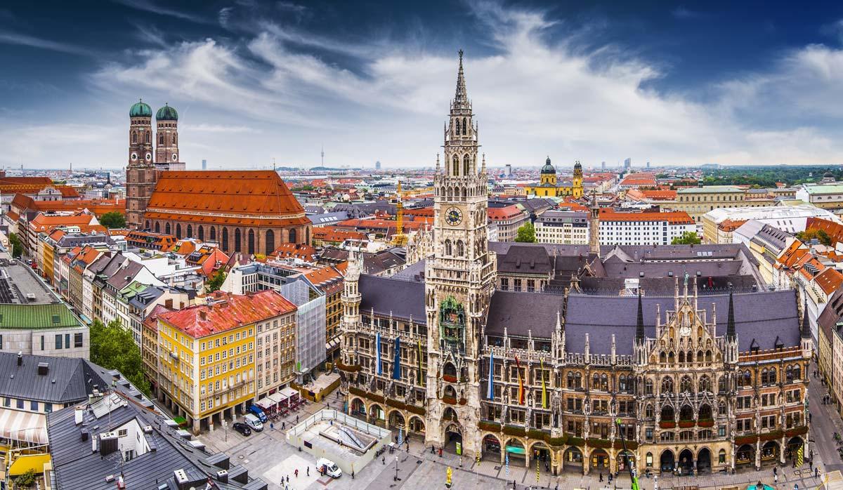 Städtetrip nach München